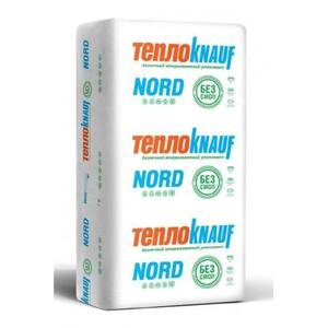 KNAUF NORD TS 032  1230*600*100 (3,69м2)(0,369м3) (20шт/под)