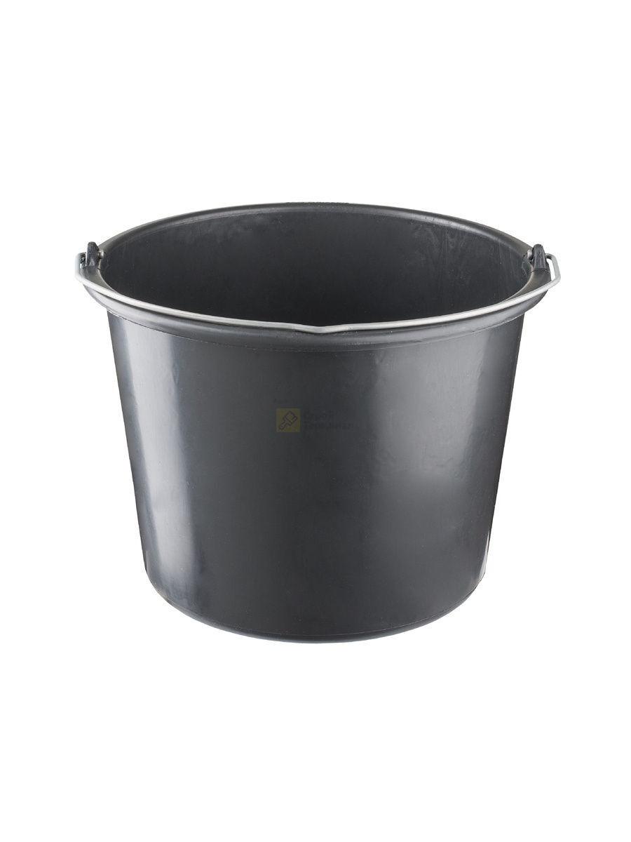 Ведро строительное круглое пласт.12л
