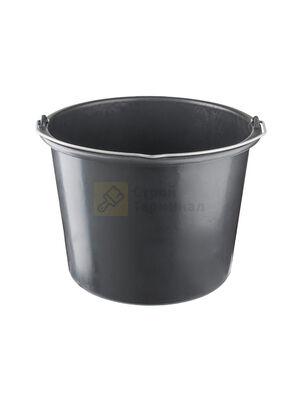 Ведро строительное круглое пласт.20л