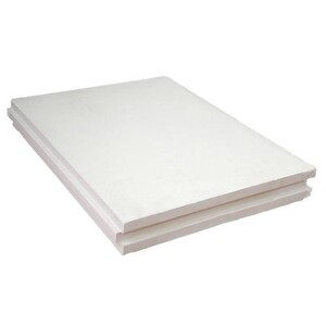 Пазогребневая плита Кнауф 667х500х100 мм Полнотелая влагостойкая Пл ГН1 (37кг/л) (24шт/под)