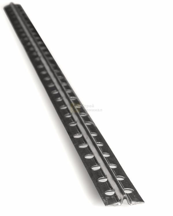 Маяк штукатурный - 6 (3м) (0,25)  (25шт/уп)