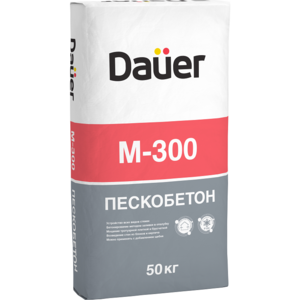 Пескобетон М-300 LUIX по 40кг (49шт/под)