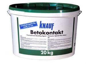 Бетоноконтакт Кнауф (20 кг) ( 24шт/под.)