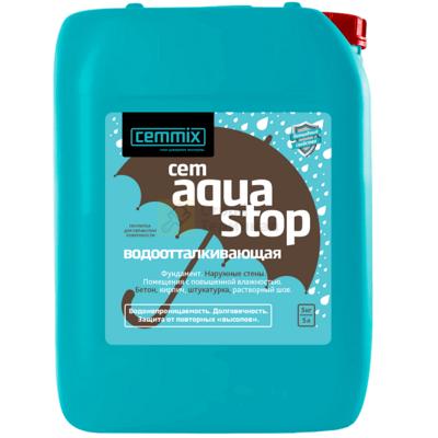 Водооталкивающая пропитка  CemAquaStop 5л
