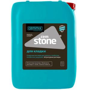Добавка для кладочных растворов СemStone, 5 л