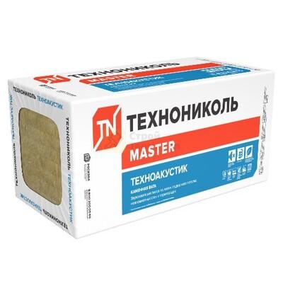 Технониколь ТехноАкустик 1200*600* 50 (5,76м2) (0,288м3)