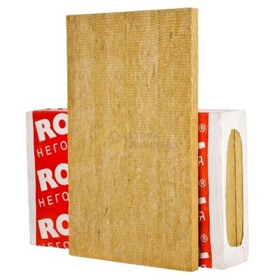 ROCKWOOL пароизоляция для кровель стен потолка (30м2)