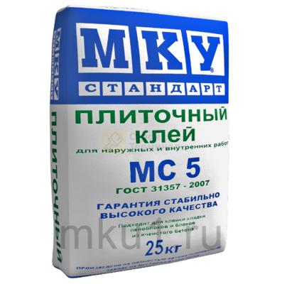 Пескобетон МКУ М300 (40кг) (35шт/под)
