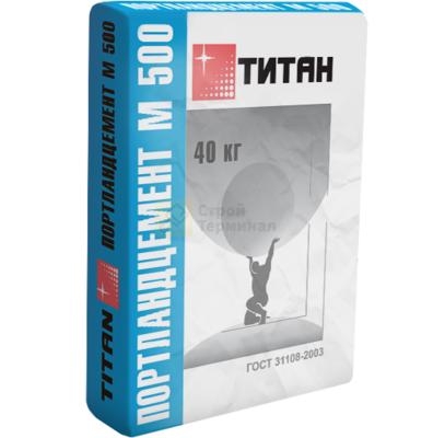 ЕВРОЦЕМЕНТ М500 (50кг.) (39шт./под)