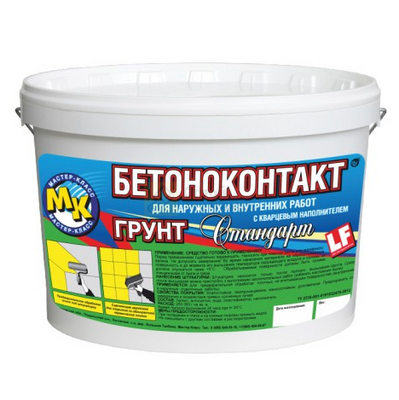 Бетоноконтакт 20л. ЮНИС
