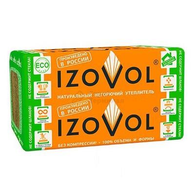 IZOVOL Л-35 (35пл.) 1200*600*100 (2.88м2)(0,288м3)
