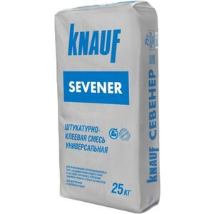 Кнауф Севенер для XPS и каменной ваты (25кг) (36шт/под) (6м2)