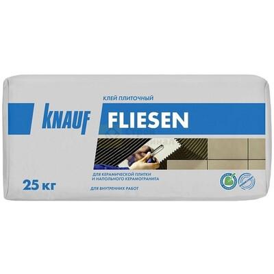 Клей Флизен плюс Кнауф (25кг) (42шт/под)