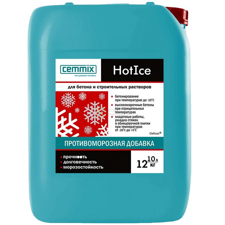Противоморозная добавка  Hotice, 10 л