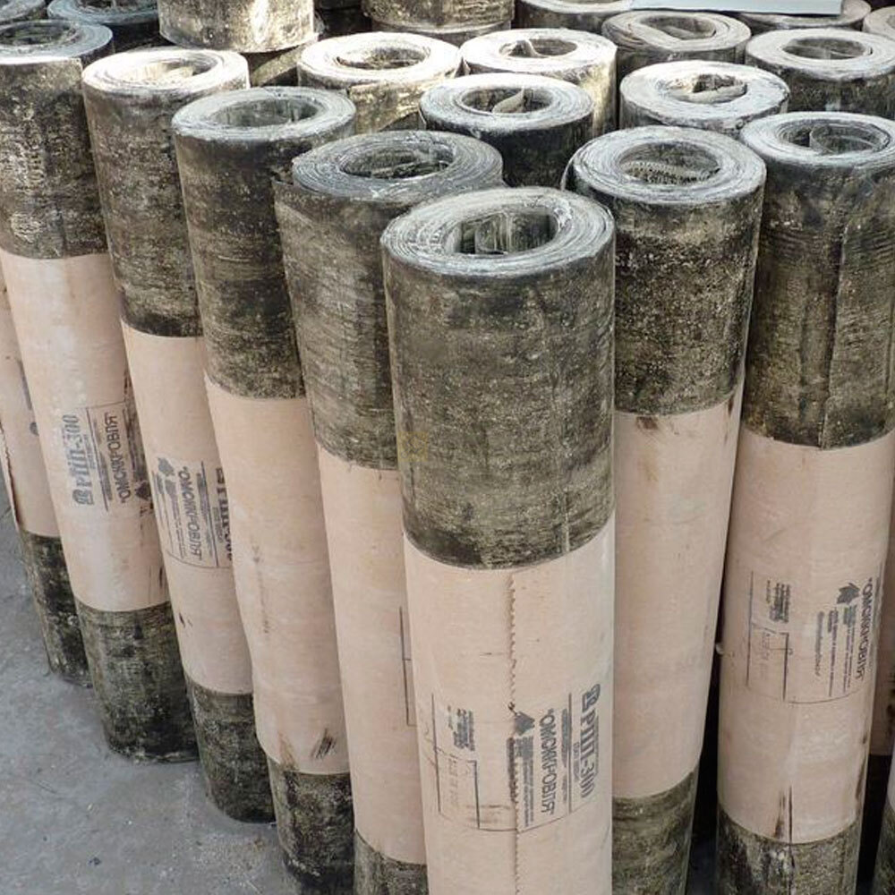 Рубероид РПП -300 (15м2)