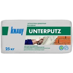 Штукатурка Кнауф Унтерпутц (25кг)(36шт/под)