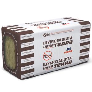 URSA Терра 34 PN 1000*610*50 (6,1м2) (0,305м3)(36шт/под)