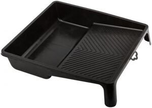 Ванночка малярная 330*350мм черная пластмасса HOGER